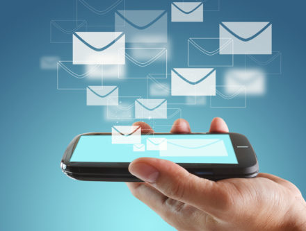 global-transactional SMS